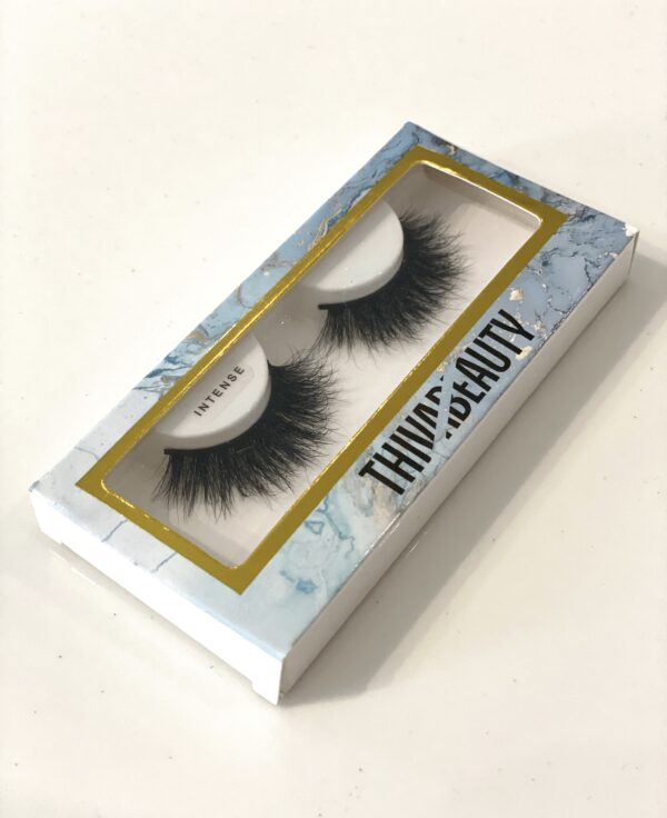 Intense Lashes by Thiva Beauty