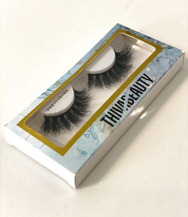 Prettyeyes Lashes by Thiva Beauty